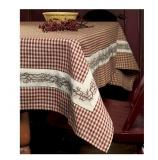 Country House Berry Vine Tablecloth- 2 Sizes