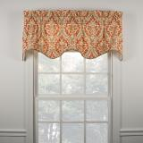 Ellis Curtain Donnington Lined Duchess Filler Valance - 3 Colors