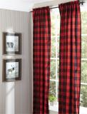 Park Designs Buffalo Check Lined Panels-2 Sizes