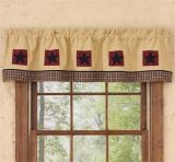 Park Designs My Country Home Lined Valances- 2 Styles
