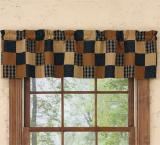 Park Designs Prairie Patch Lined Valances- 2 Styles
