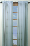 Ricardo Artisan Sheer Panel- 5 Colors and 4 Sizes