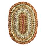 Homespice Decor Pumpkin Pie Cotton Rug