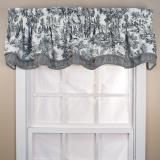 Ellis Curtain Victoria Park Bradford Valance - 4 Colors