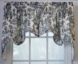 Ellis Curtain Victoria Park Empress Valance - 3 Colors