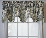 Ellis Curtain Victoria Park Scallop Valance - 3 Colors